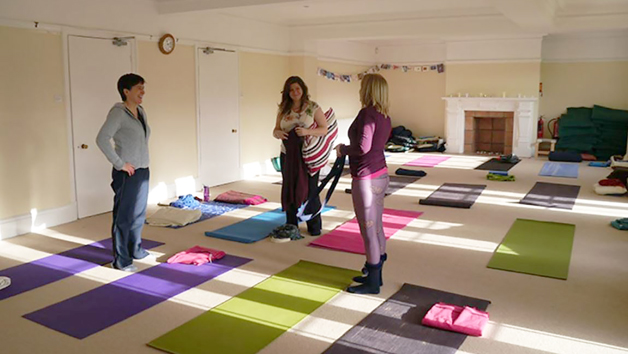 Two Night All Inclusive Yoga Retreat at Joanne Sumner for Two