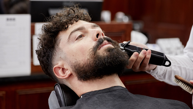 45 Minute Full Beard Shaping for One at Pall Mall Barbers