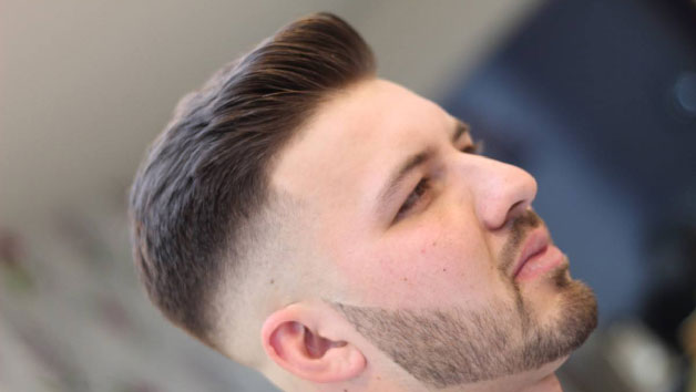 90 Minute Hair Cut, Styling, Cut Throat Shave and Massage for One at Pure Hair and Spa for One