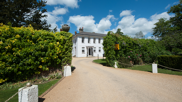 Pamper Spa Day with a 20 Minute Treatment and Lunch for Two at Greenwoods Hotel and Spa