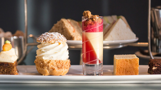 Afternoon Tea at Bowood Hotel for Two