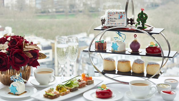 Chocolate Lovers Afternoon Tea for Two at Hilton Park Lane