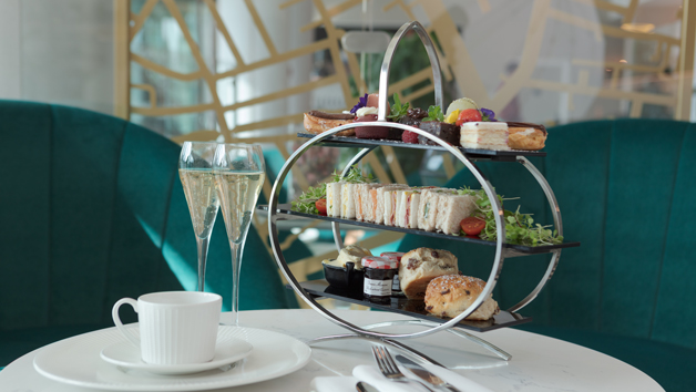 Traditional Afternoon Tea at the Hilton London Angel Islington for Two