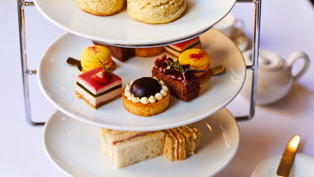 Afternoon Tea at Amberley Castle with Garden Entry for Two