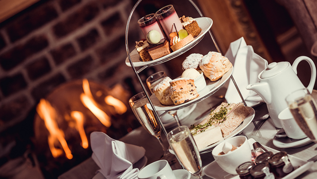 Afternoon Tea at Horton Grange for Two