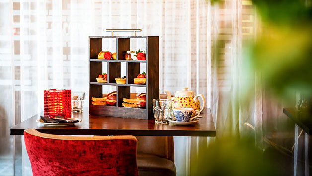 Afternoon Tea with Prosecco for Two at Marco Pierre White's New York Italian