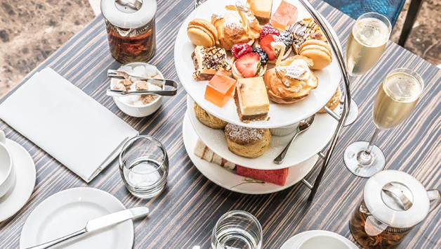 Traditional Afternoon Tea at 5* The Montcalm Marble Arch for Two