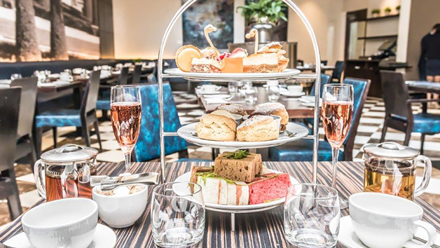 Afternoon Tea with Prosecco for Two at The Montcalm Marble Arch