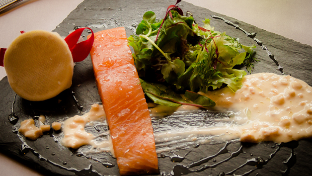 Three Course Meal with Prosecco for Two at Amba Hotel, Marble Arch