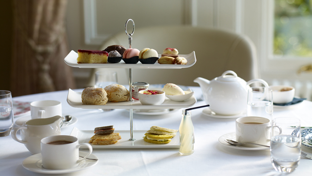 Luxury Afternoon Tea at Wivenhoe House for Two