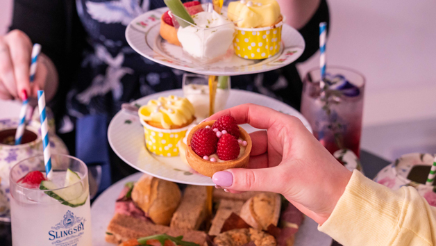 Gin Afternoon Tea for Two at Brigit's Bakery
