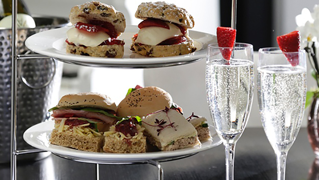 Sparkling Afternoon Tea at The Richmond for Two