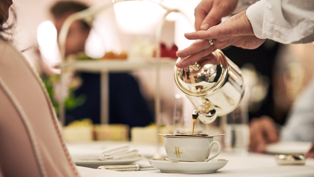 Cream Tea at The Harrods Tea Rooms for Two
