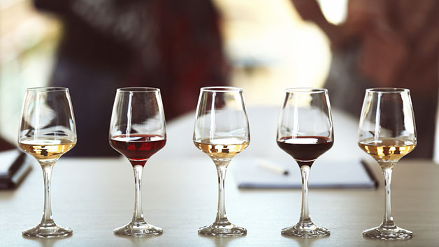 Wine Course for Two at Apley Farm Shop