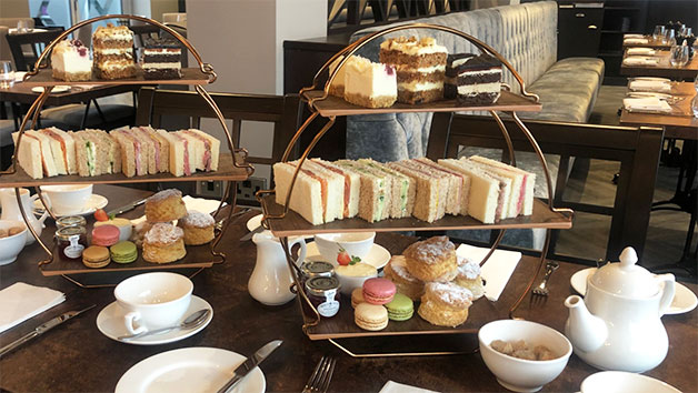 Marco Pierre White Afternoon Tea for Two at Mercure Bridgwater