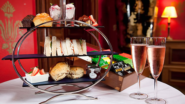 Afternoon Tea at Brownsover Hall Hotel for Two