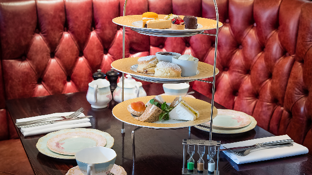 Traditional Afternoon Tea at Reform Social and Grill for Two