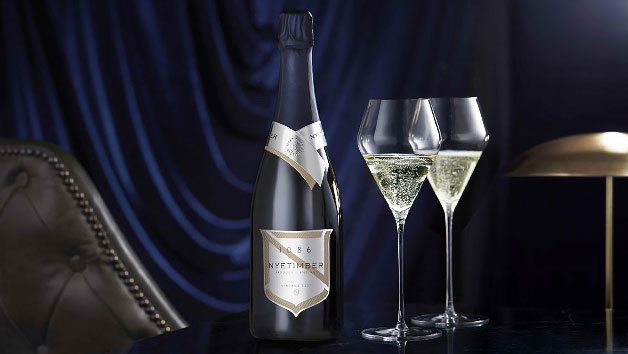 Sparkling Wine Tasting Experience at Searcys at The Gherkin