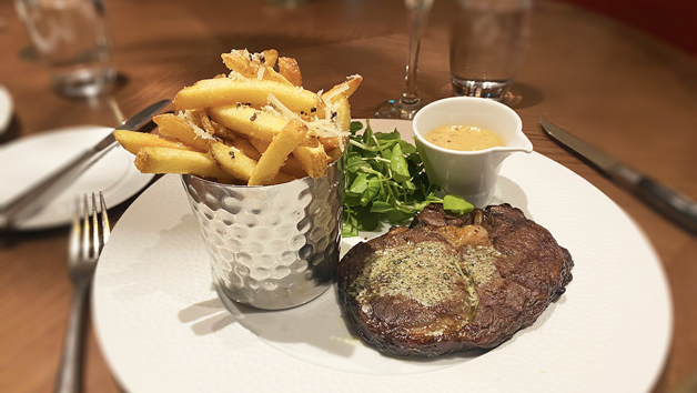 Three Course Sunday Lunch at The Lowry Hotel for Two