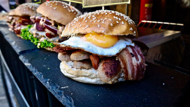 London Bridge Best of British Food Tour for Two