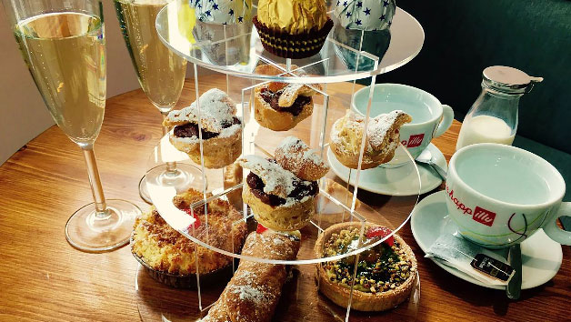 Italian Themed Bottomless Afternoon Tea at La Mucca Nera for Two