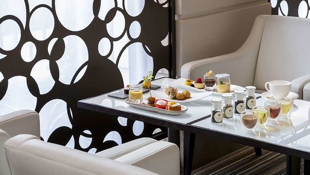 Afternoon Tea with Cava for Two at COMO The Halkin Hotel, London