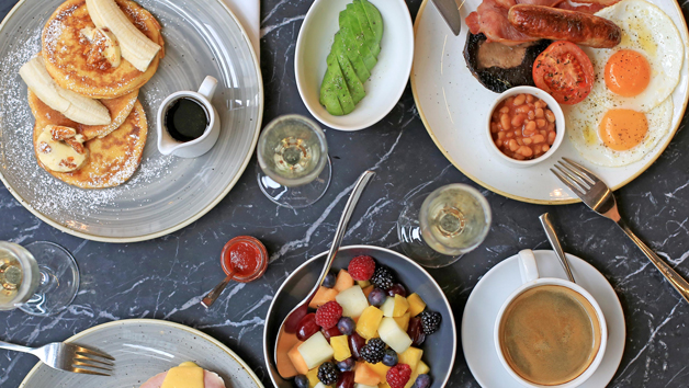 Two Course Brunch with Bottomless Fizz at Gordon Ramsay's Heddon Street Kitchen