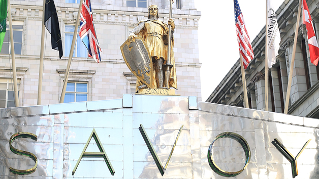 Seven Course Tasting Menu for Two at Gordon Ramsay's Savoy Grill