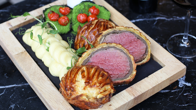 Beef Wellington Dining Experience at Gordon Ramsay's Bread Street Kitchen for Two