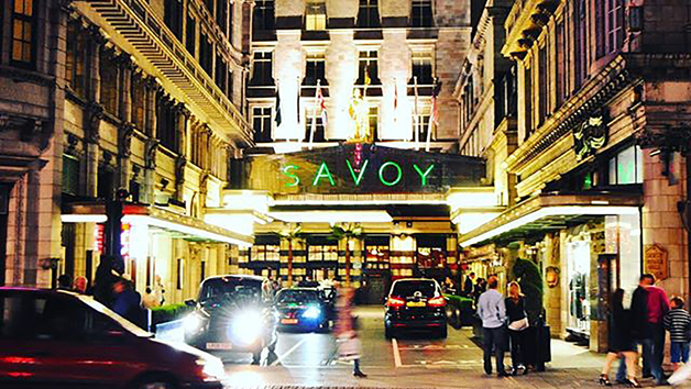 Three-Course Pre-Theatre Dinner for Two at Gordon Ramsay's Savoy Grill, London