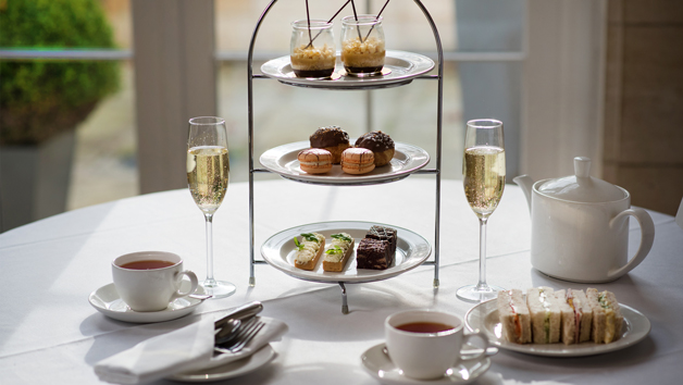 Champagne Afternoon Tea for Two at Rudding Park, Yorkshire