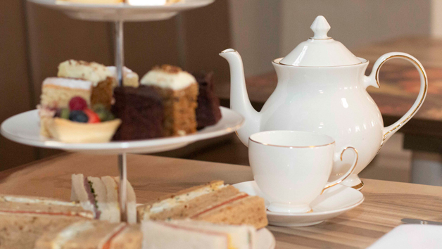 Afternoon Tea with a Glass of Prosecco and Entry to The Painted Hall for Two