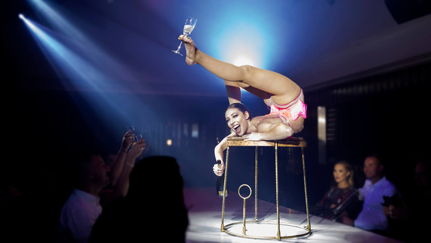 Entry at Circus London with a Bottle of Prosecco for Two