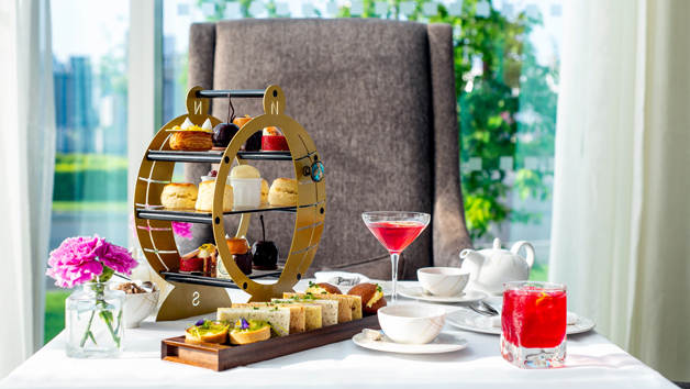 Laurent-Perrier Champagne Afternoon Tea at InterContinental London - The O2 for Two