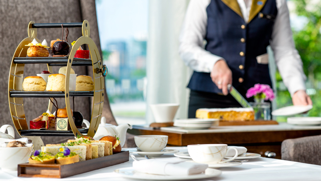 Afternoon Tea at InterContinental London - The O2 for Two