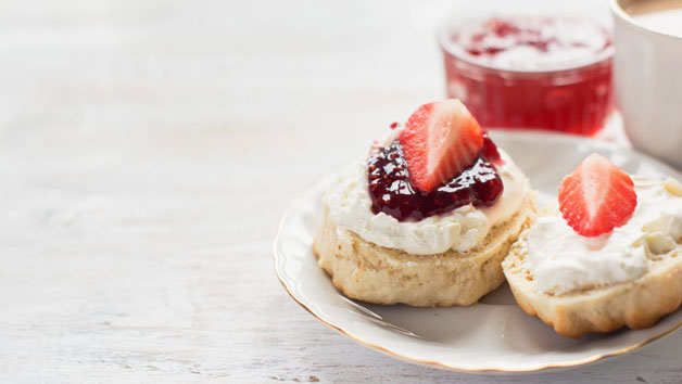 Champagne Afternoon Tea for Two at Crowne Plaza Felbridge Hotel and Spa