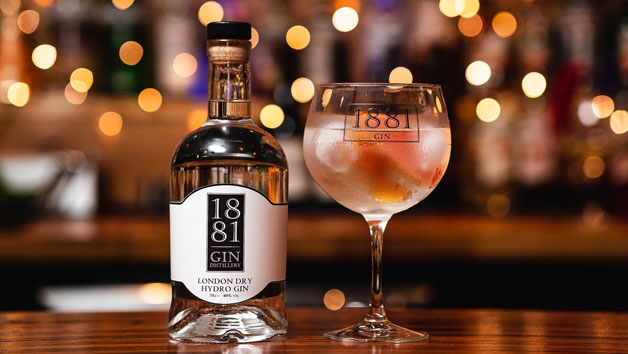 Gin Tour and Tasting at Peebles Hydro for Two