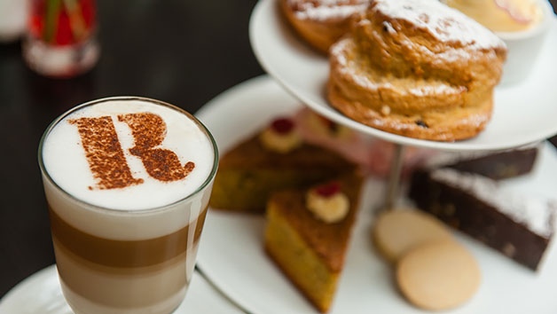 Afternoon Tea for Two at The Richmond