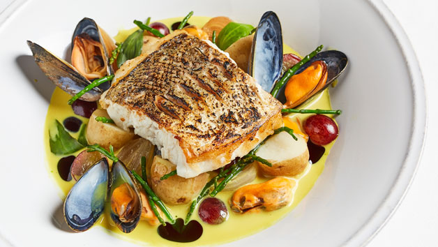 Three Course Meal with Prosecco at Galvin Bistrot and Bar for Two