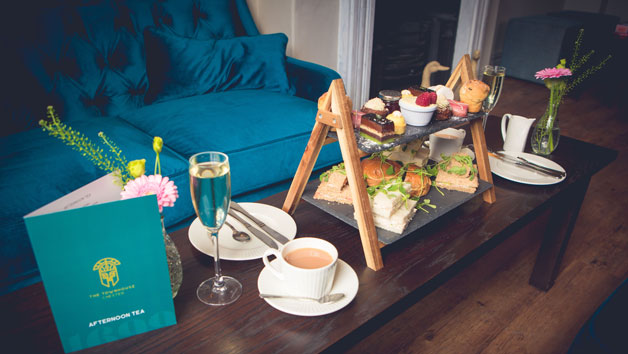 Afternoon Tea for Two with Bottomless Prosecco at The Townhouse Chester