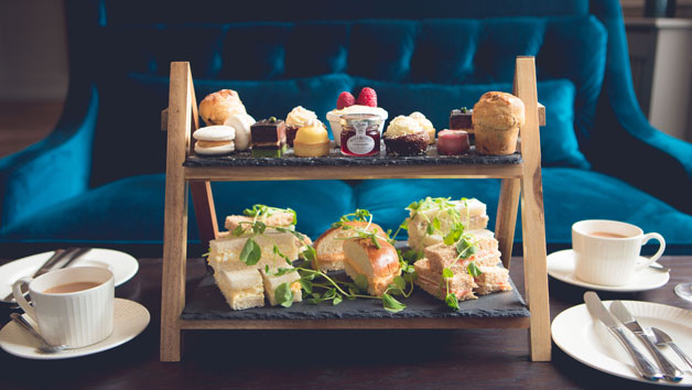 Afternoon Tea at The Townhouse Chester for Two