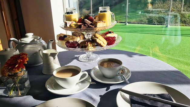 Traditional Afternoon Tea for Two at Old Walls Vineyard