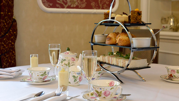 Afternoon Tea with Champagne for Two at Chiseldon House