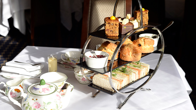 Hendricks Afternoon Tea for Two at Chiseldon House