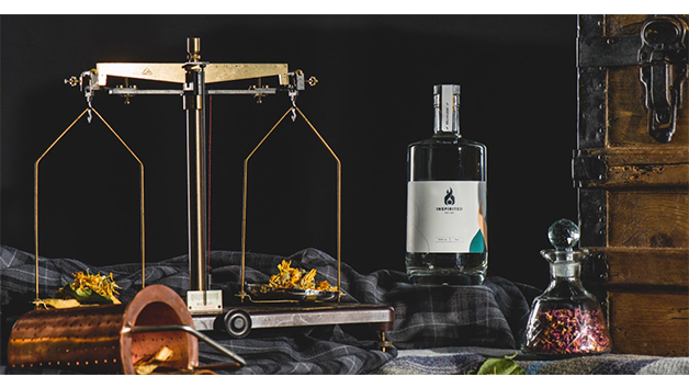Gin Making Online Personalised Experience for One