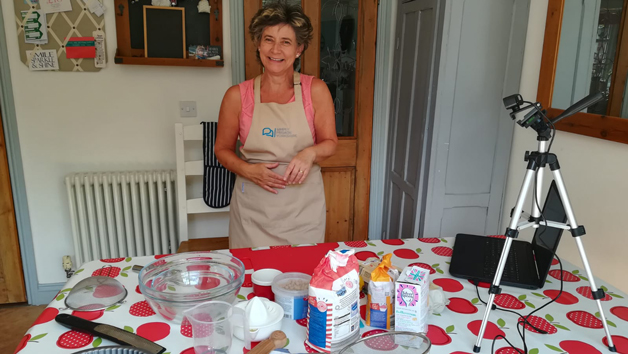 Online Half Day Baking and French Speaking Masterclass for One