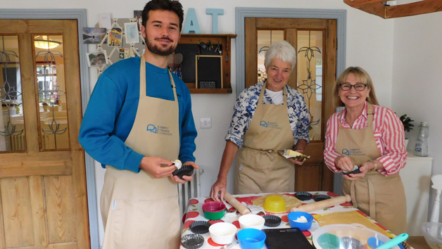 Half Day French Speaking and Baking Masterclass for Two