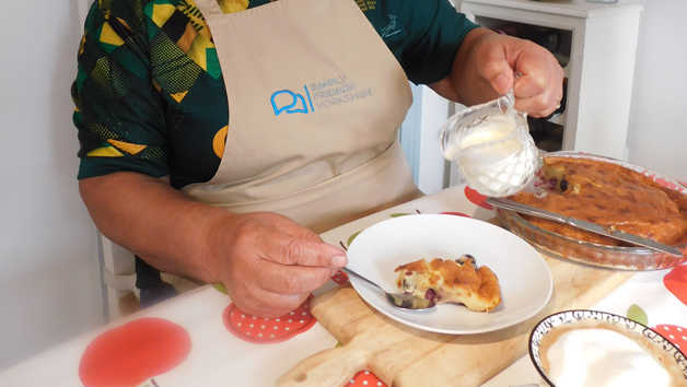Half Day Online French Speaking and Baking Masterclass for Two