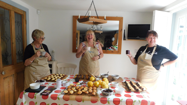 Half Day Baking and French Speaking Masterclass for One