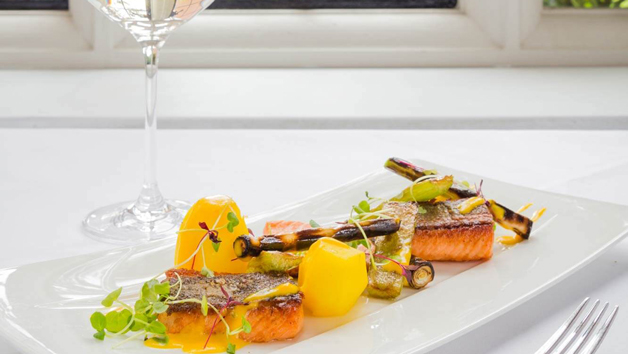 Gourmet Dining for Two at Greenwoods Hotel and Spa